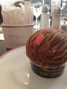 2014-05-09 Versailles Angelinas chocolate and raspberry