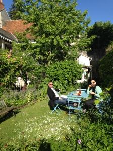 2014-05-11 Loches apt garden 7
