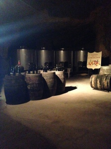 2014-05-12 Loire Valley Chevalerie Winery 6