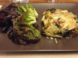 2014-05-17 Provence Apt Thym te Voila lasagna