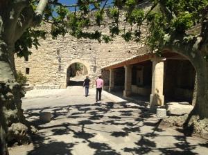 2014-05-18 Provence Cotes de Rhone Seguret 1