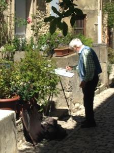2014-05-18 Provence Cotes de Rhone Seguret 7