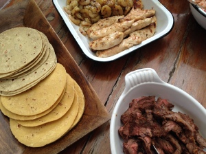 meat and tortillas 1