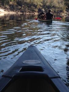 2014-11-14 Suwannee Canoe Trip 13