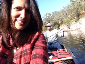 2014-11-14 Suwannee Canoe Trip 15