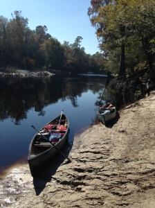2014-11-14 Suwannee Canoe Trip 3