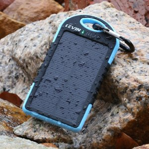 Levin solar chargers