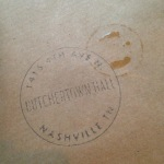 2015-07-04 Nashville Butchertown Hall stamp