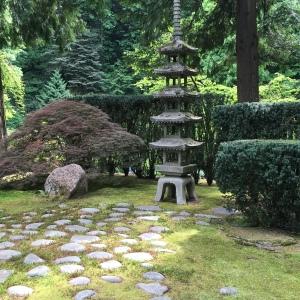 2016-05-03 Portland - Washington Park Japanese Gardens 2