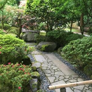 2016-05-03 Portland - Washington Park Japanese Gardens 9
