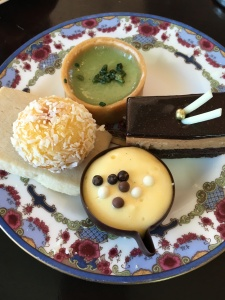 2016-05-05 Victoria BC - Farimont Inn Aftternoon Tea 7