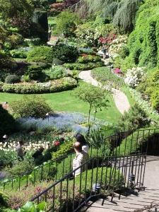 2016-05-06 Victoria BC - Buchart Gardens 12