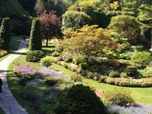 2016-05-06 Victoria BC - Buchart Gardens 14