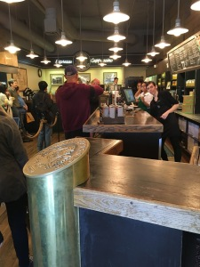 2016-05-09 Seattle - Pikes Place Market and the original Starbucks 2