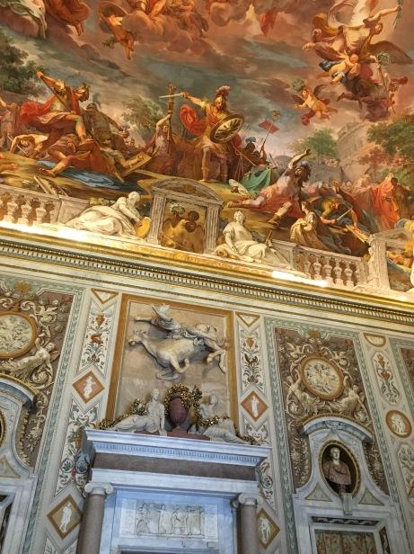 2016-08-18 Rome Borghese Tour 2