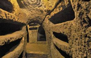 2016-08-19 Rome Catacombs Tour 3