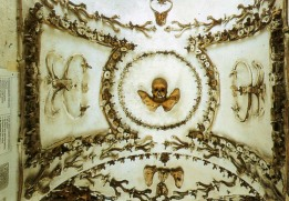 2016-08-19 Rome Catacombs Tour Capuchin Crypt 2