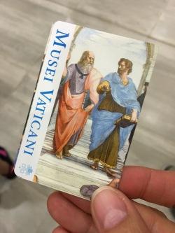 2016-08-19 Rome Vatican Tour 1