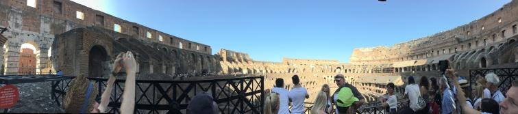 2016-08-20 Rome Colosseum Tour 6