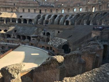 2016-08-20 Rome Colosseum Tour 7