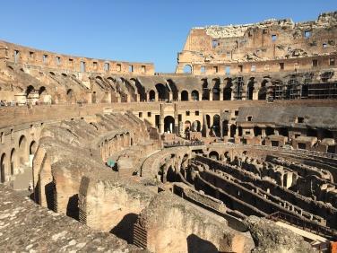 2016-08-20 Rome Colosseum Tour 8
