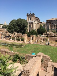 2016-08-20 Rome Colosseum Tour Forum 3