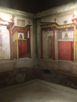 2016-08-20 Rome Colosseum Tour Palatine Hill ruins of Augustus home 3