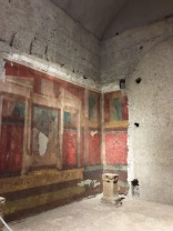 2016-08-20 Rome Colosseum Tour Palatine Hill ruins of Augustus' wife Livia's home 3