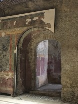 2016-08-20 Rome Colosseum Tour Palatine Hill ruins of Augustus' wife Livia's home 9
