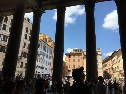 2016-08-20 Rome Pantheon 8