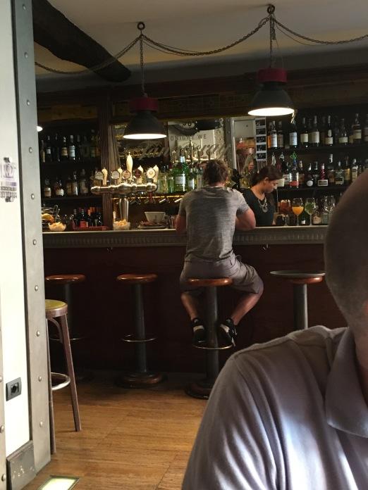 2016-08-20 Rome Trastevere Pimms Good 4