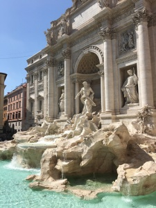 2016-08-20 Rome Trevi Fountain 4
