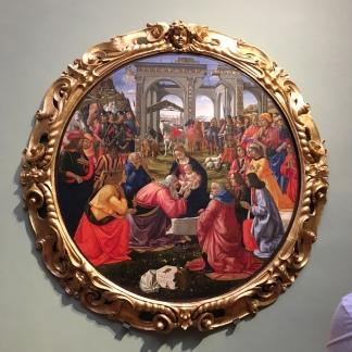 2016-08-23 Florence Uffizi 10