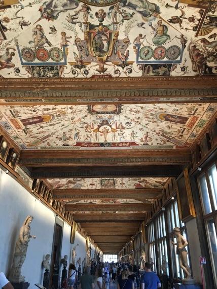 2016-08-23 Florence Uffizi 2