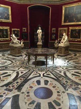 2016-08-23 Florence Uffizi 4