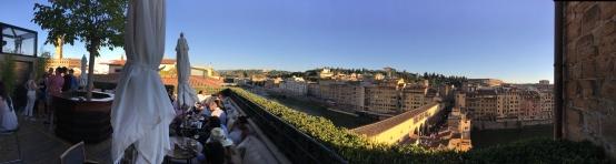 2016-08-24 Florence La Terrazza rooftop bar 3