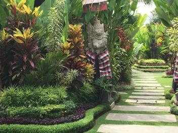 2017-03-22 Bali Ubud jalan to Sooz's villa 2