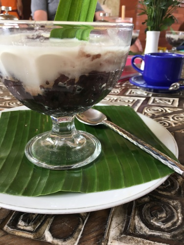 2017-03-22 Bali Ubud Marsa Cafe 5 Black Rice Pudding