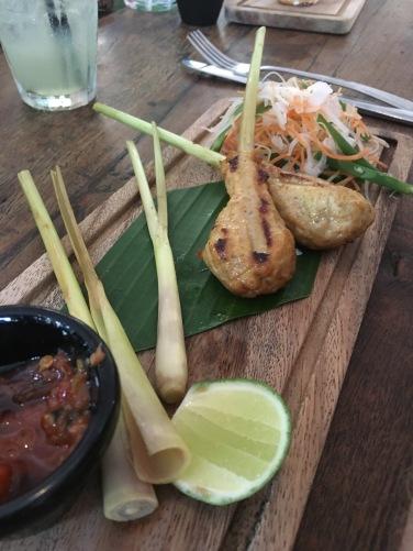 2017-03-24 Bali Semenyak Corner House lunch 11