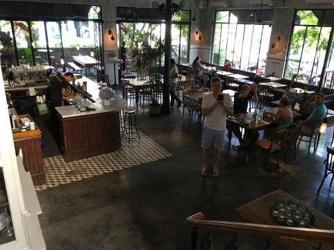2017-03-24 Bali Semenyak Corner House lunch 4