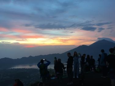 2017-03-24 Bali Ubud hike up Mount Batur 7