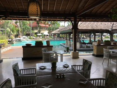 2017-03-29 Bali Intercontinental lunch 3