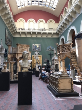 2018-08-03 London Victoria and Albert Museum 6
