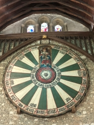 2018-08-06 Winchester Great Hall remains of Winchester Palace - Round Table 6