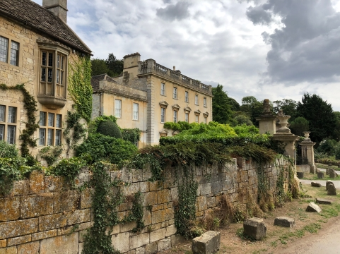 2018-08-09 Bradford on Avon Iford Manor 2