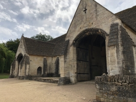 2018-08-09 Bradford on Avon Tithing Barn 2
