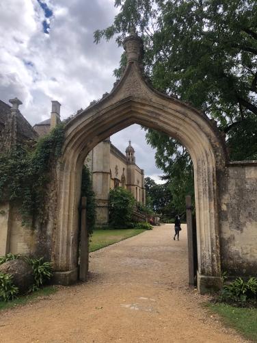 2018-08-10 Lacock Abbey 9