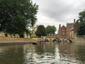 2018-08-11 Cambridge Punting 18