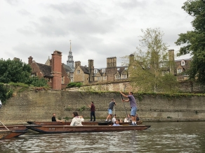 2018-08-11 Cambridge Punting 30