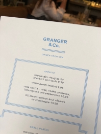 2018-08-13 London Granger & Co 1